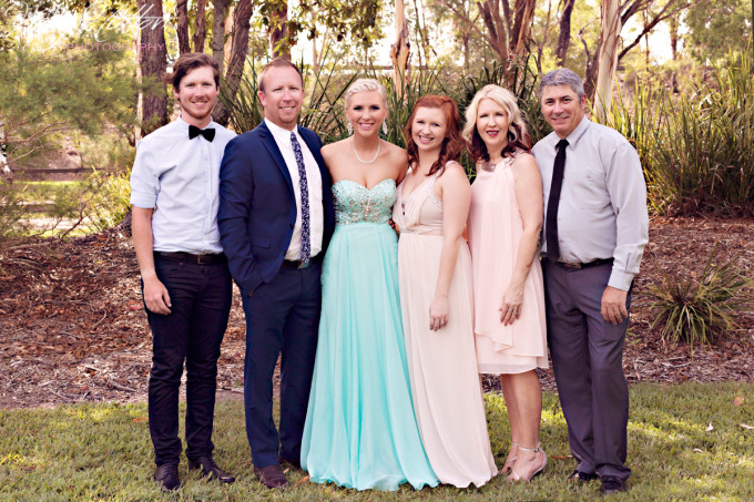 Rockhampton Formal Photographer ~ Bree
