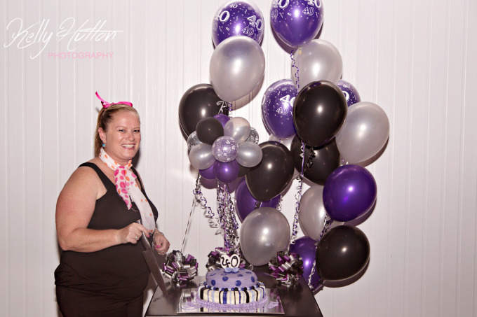 Rockhampton Event Photographer ~ Claire's 40th