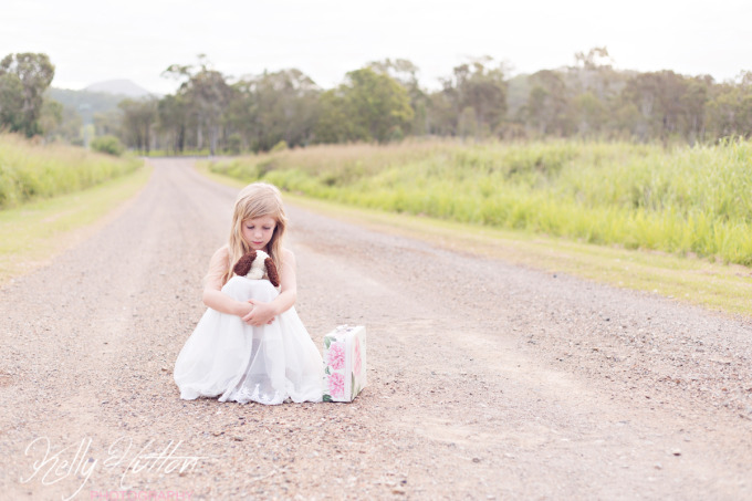 Rockhampton Children's Photographer ~ Hutton ~ Country Theme