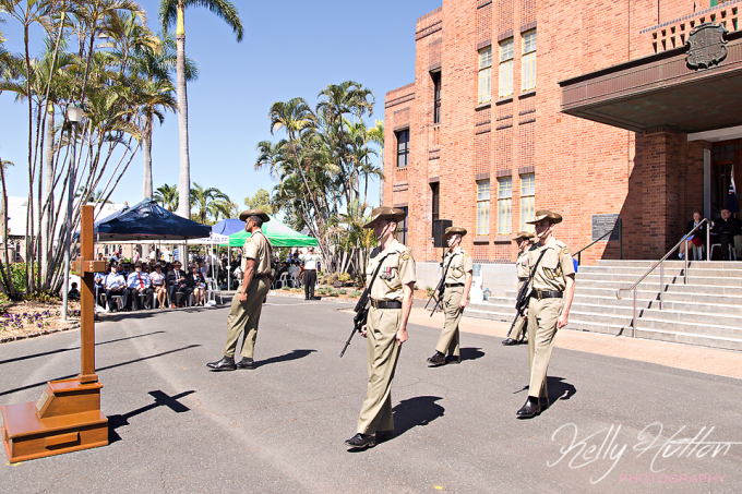 Rockhampton Event Photographer ~ Anzac Day 2015