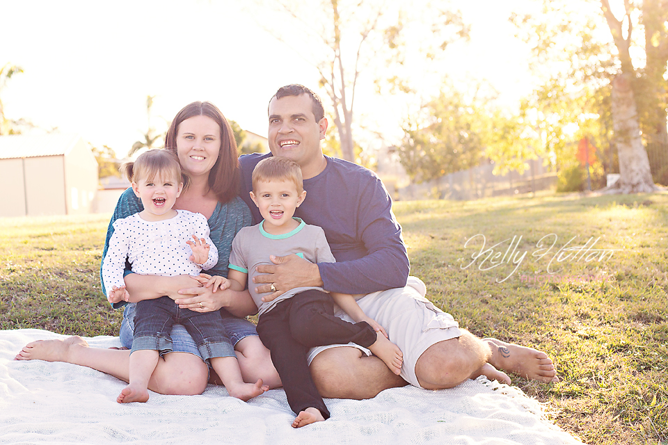 Rockhampton Family Photographer ~ Fleiter